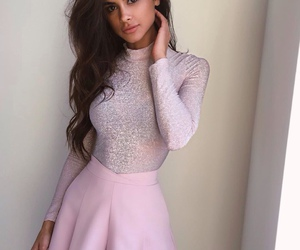 hair, clothes, and dress image