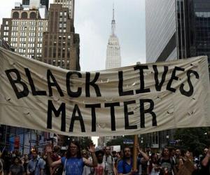 black lives matter, theme, and equality image