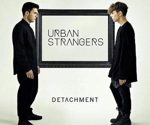 album, detachment, and urbanstrangers image