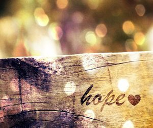 hope, photography, and heart image