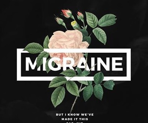 twenty one pilots, migraine, and Lyrics image