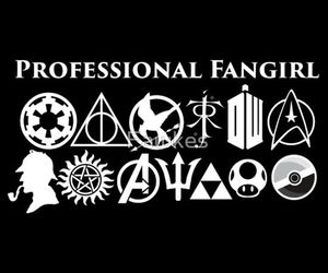 fangirl, books, and doctor who image
