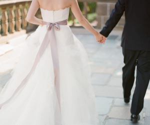 couple, dress, and romantic image