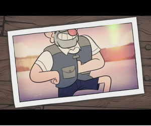 gravity falls and trust on one image
