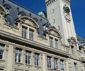 building, france, and paris image