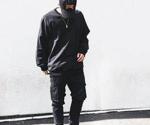 hiphop, kpop, and rapper image