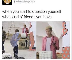 bts, meme, and jimin image