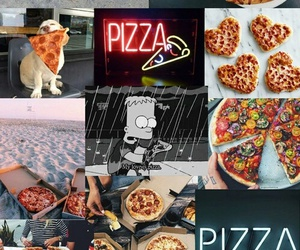 pizza, fun, and screensaver image
