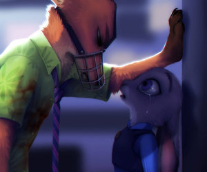 art and zootopia image