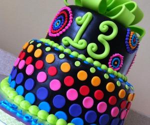 13, cake, and food image