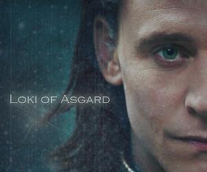 loki and asgard image
