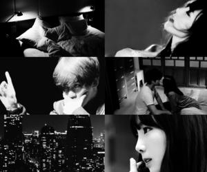 kpop, taeyeon, and baekhyun image