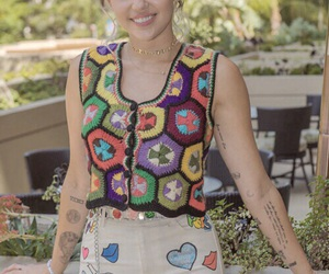miley cyrus, girl, and cute image