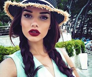 beautiful, girl, and Hot image