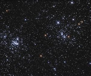 beautiful, galaxy, and etoiles image