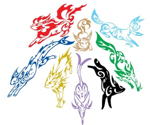pokemon and eevee image