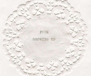 fuck, love, and growing up image