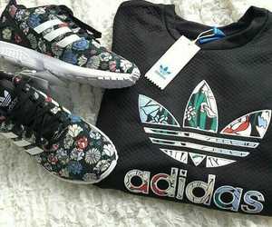 article and adidas image