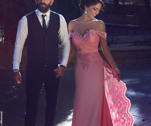 couple and dress image