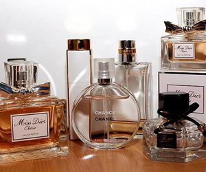 chanel, perfume, and dior image