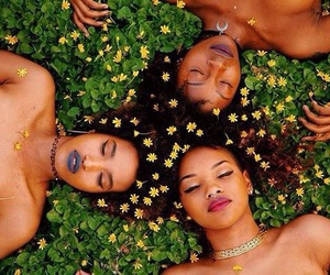 black women, photography, and melanin image