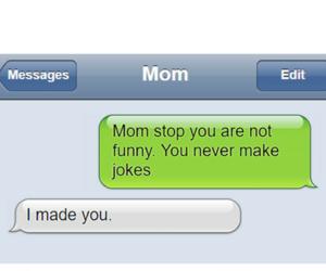 funny, joke, and sarcasm image