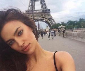 irina shayk, paris, and model image