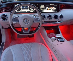 red, white, and luxury cars image