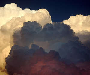 clouds, sky, and theme image