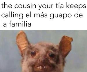 cousin, funny, and guapo image