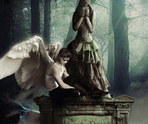 fallen, angel, and lucinda price image