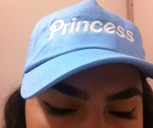 girl, princess, and blue image