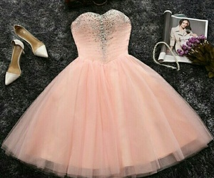 dress, sleeveless prom dress, and 2018 homecoming dresses image