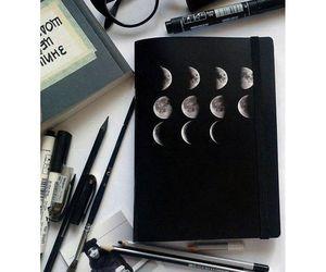 amazing, books, and crescent image