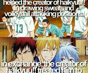 haikyuu and anime image