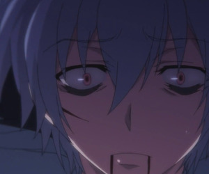 anime, servamp, and sleepy ash image