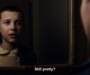 stranger things, eleven, and still pretty image