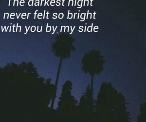 Lyrics, song, and text image