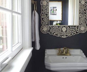 bathroom, decoration, and furniture image