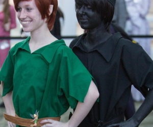 costume and peter pan image