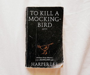 book, to kill a mockingbird, and Harper Lee image