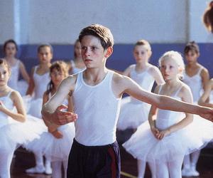 ballet, boy, and Billy Elliot image