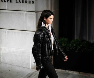 ralph lauren, kendall jenner, and 💗 image