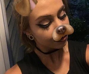 filter, cute, and baddie image