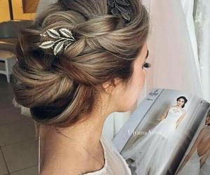 hair, pretty, and hair goal image