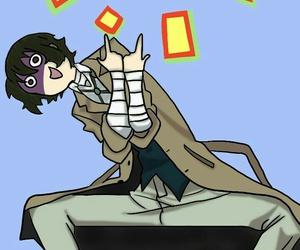anime, bungo stray dogs, and dazai osamu image