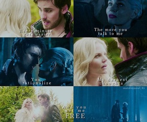couples, emma, and once upon a time image