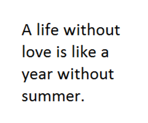 life, summer, and text image