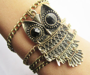 accessories, bracelet, and necklace image