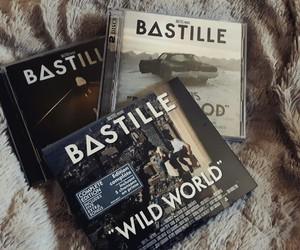 bastille, wild world, and dan smith image